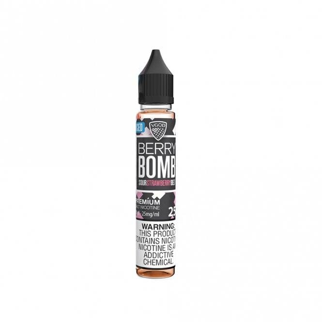 VGOD - Berry Bomb Iced (30ML) 50mg