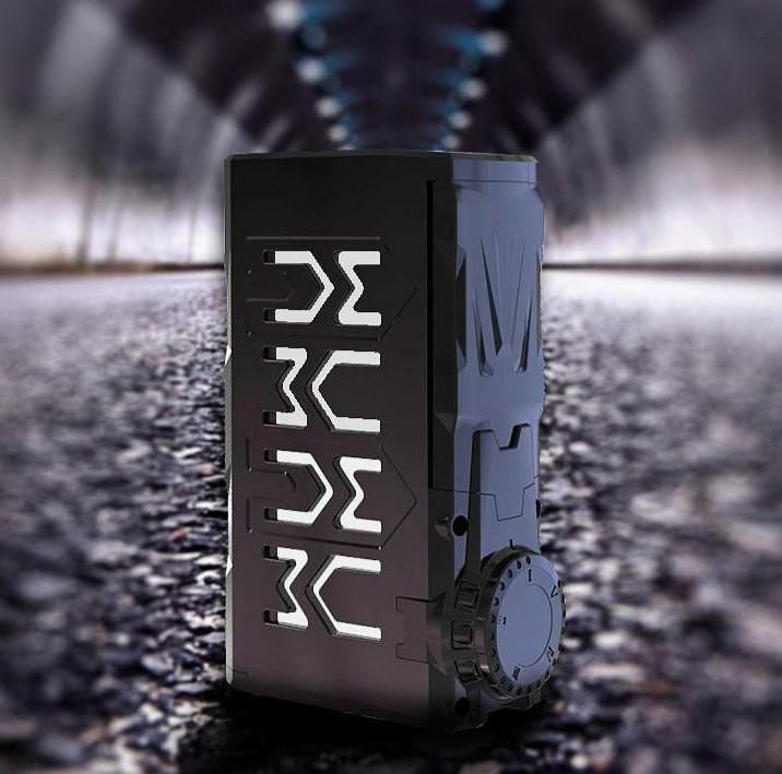 Moyuan- MEET 250W Box MOD-Black