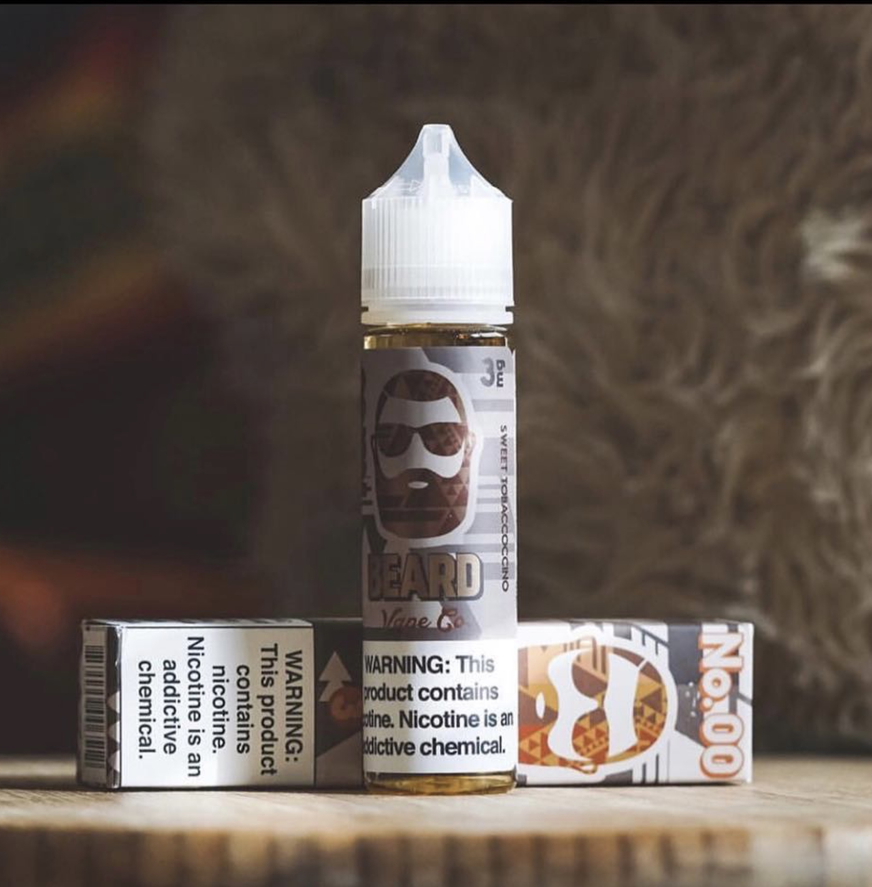 BEARD VAPE CO - No. 00 - sweet tobacco(3MG) 60ML