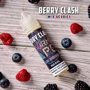 Gourmet Vaper – Berry Clash (mixed Berries)