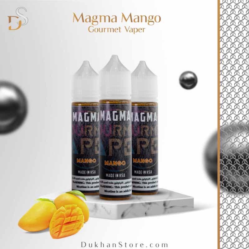 Gourmet Vaper - Magma Mango (Mango Mix)