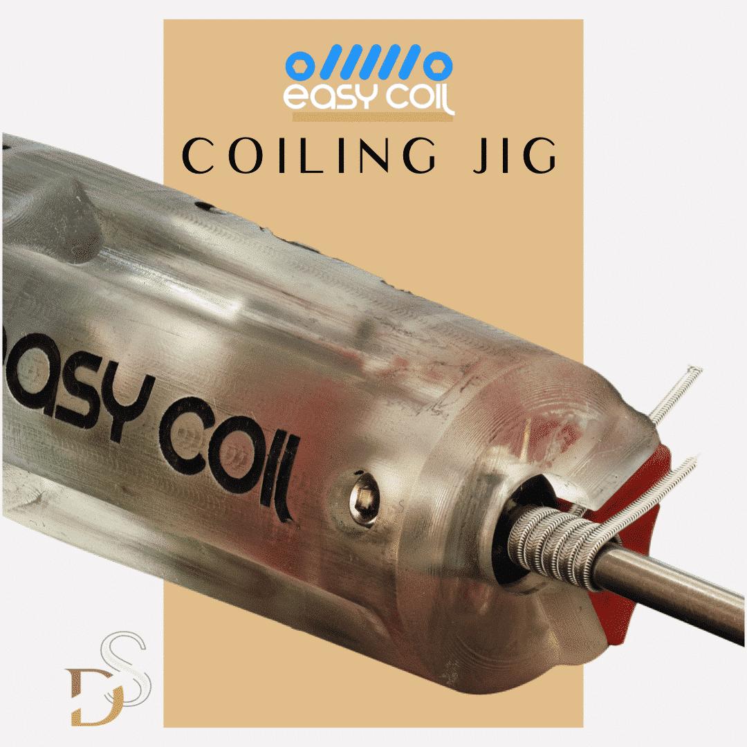 Easy Coil - Tough Resin  Coils Wrapper