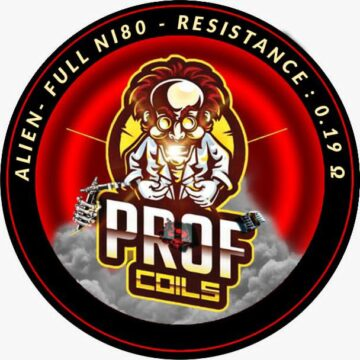 Prof Coils – Three Cores Aliens 0.19 Ohm