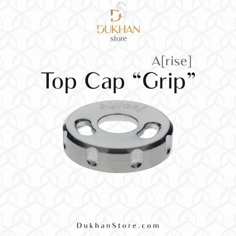 """SQuape - Top Cap Ring """"Grip""""  A[rise]"""