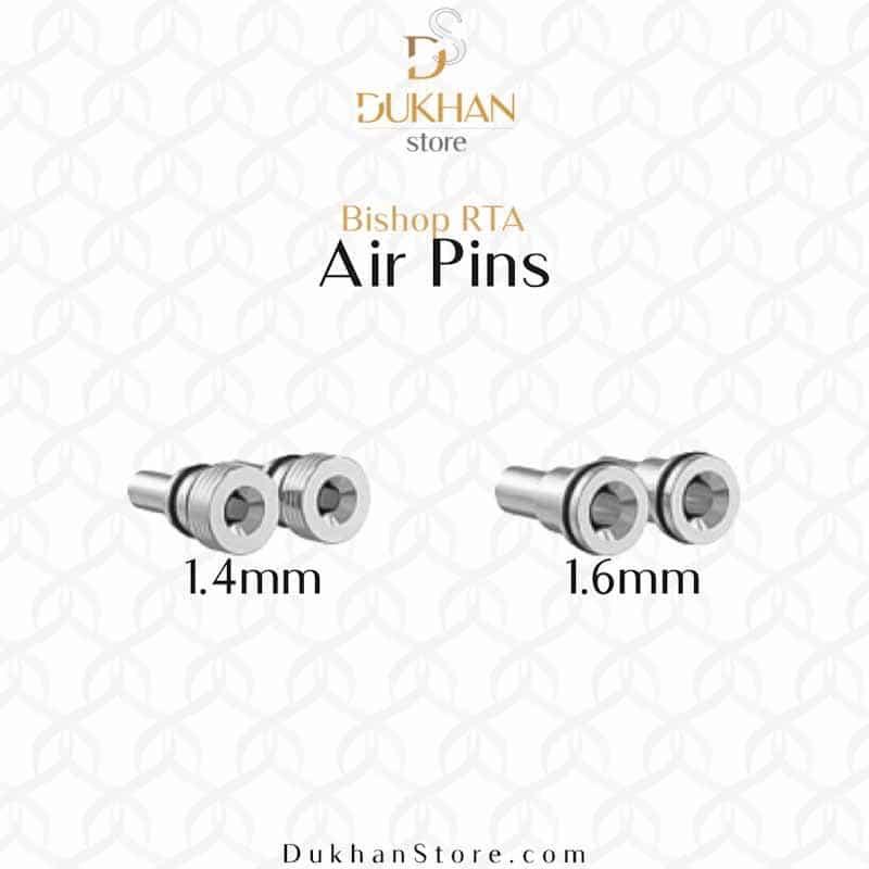 Air Pins for Bishop RTA