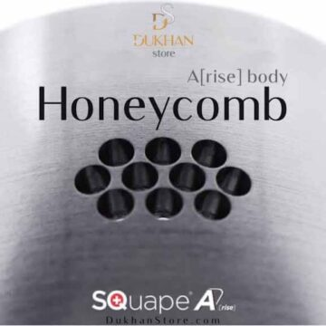 "Squape – Body ""honeycomb"" A[rise]"