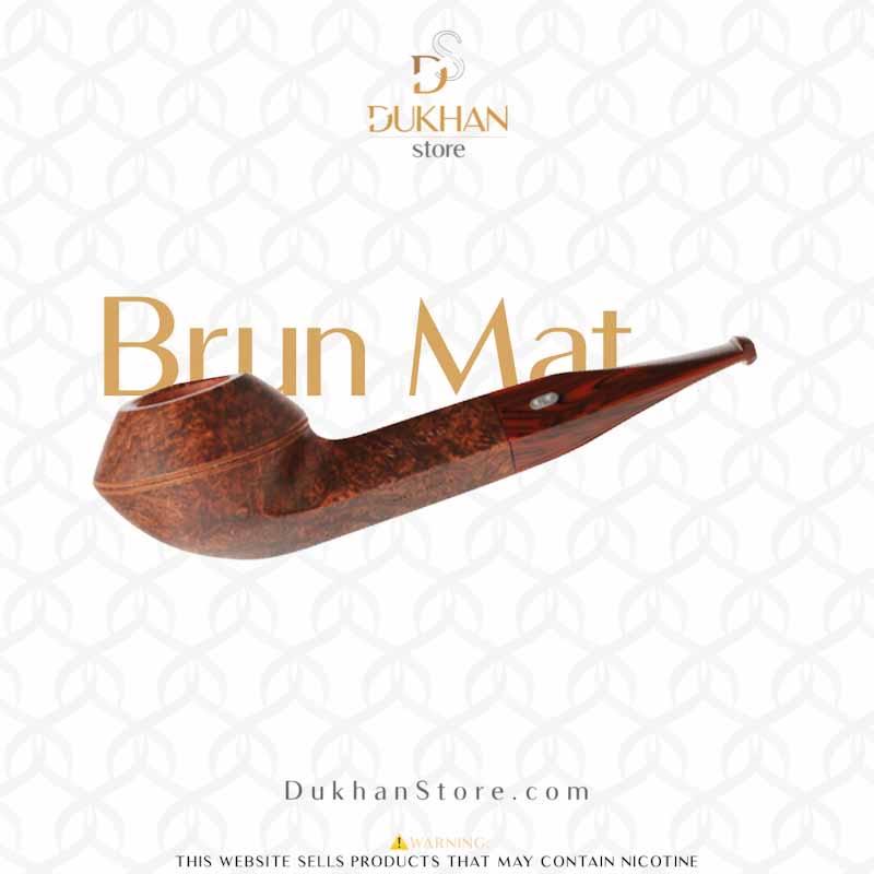 PIPE CHACOM - BULLS & DOGS - Brun Mat