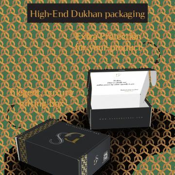 Dukhan Store Luxurious Packing