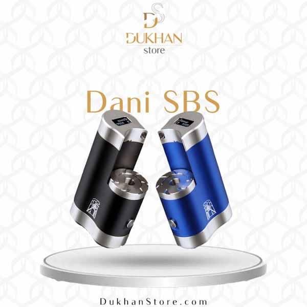 Dani SBS (side-by-side) 18650