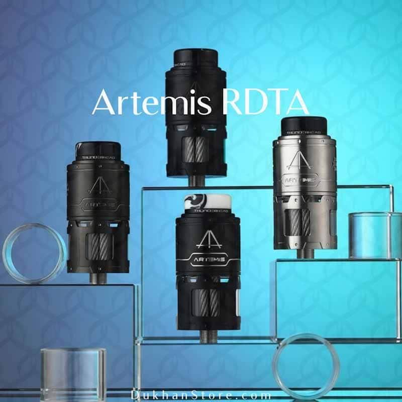 أرتيميس RDTA - تغذية سفلية 24ملم