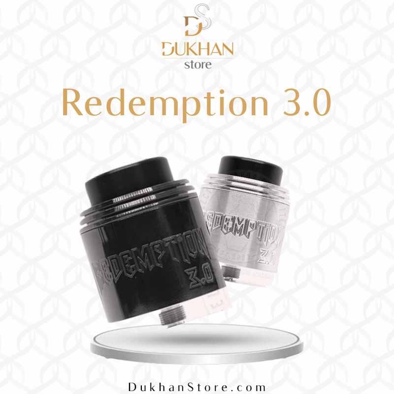 Redemption RDA Ver.3 - 30mm