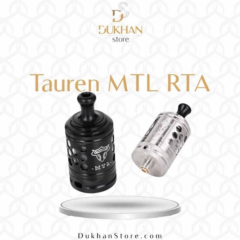THC - Tauren MTL RTA 2ml