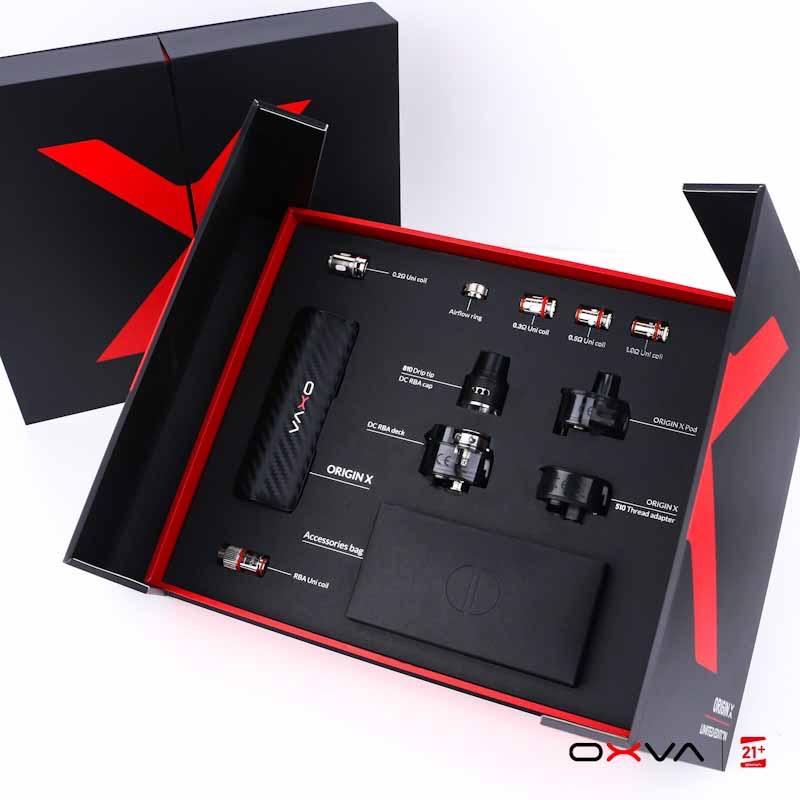 OXVA - Origin X LIMITED EDITION Kit