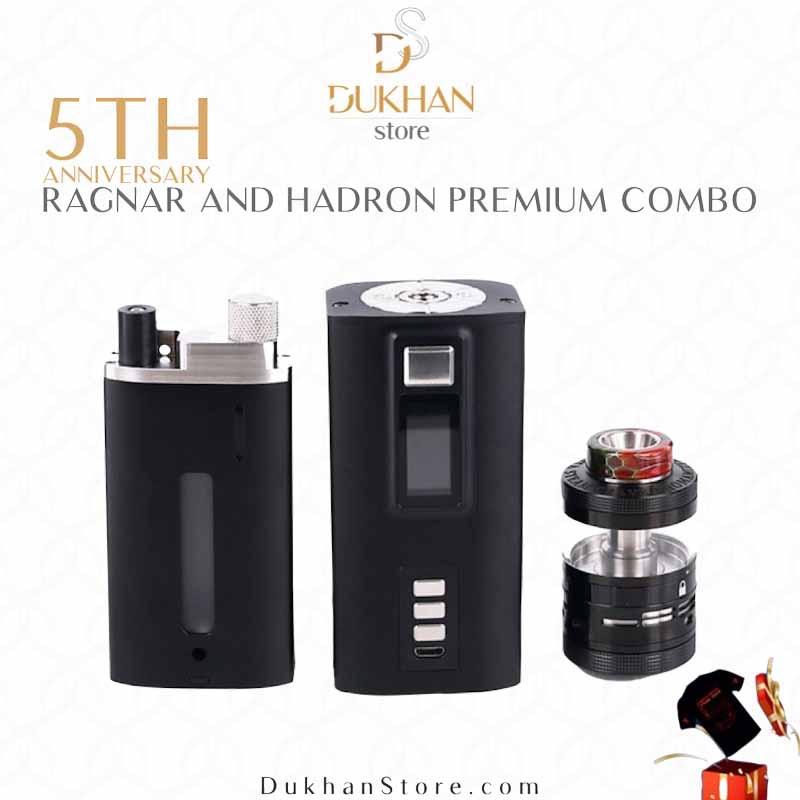 Steam Crave - Ragnar and Hadron Premium Combo