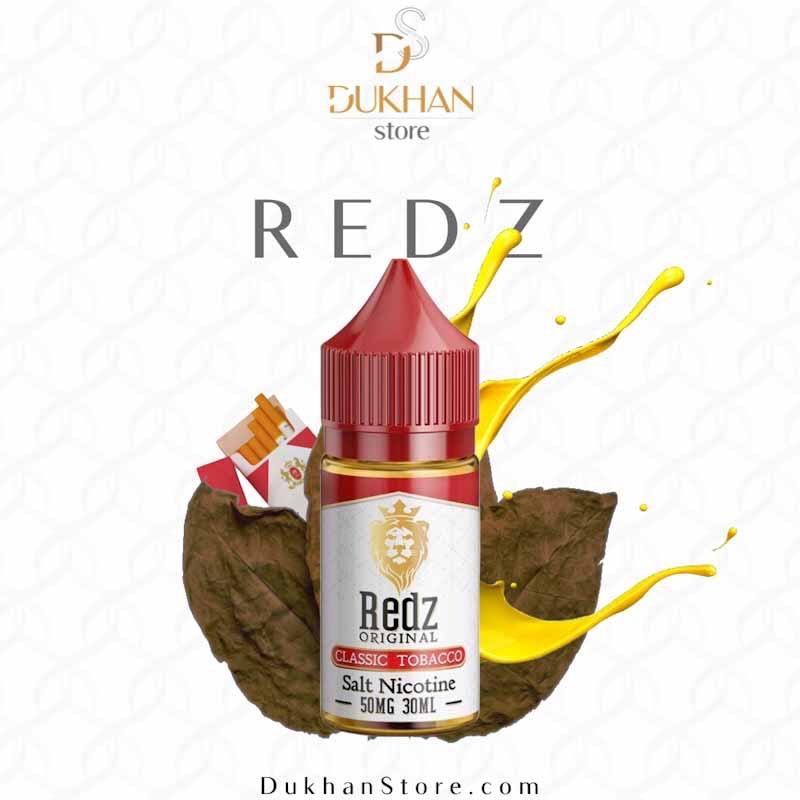 Redz - Original Classic Tobacco (30ML) SaltNic