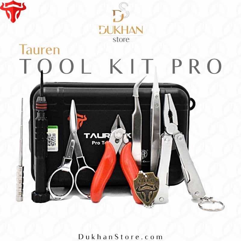 THC - Tauren Pro Tools Kit