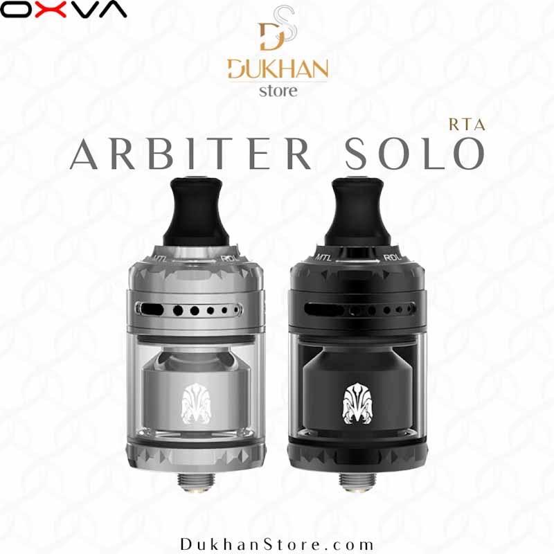 OXVA - Arbiter Solo RTA 25mm 4ml