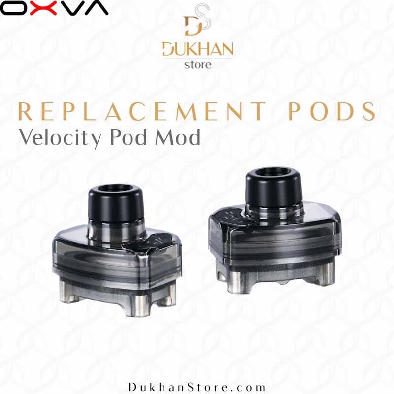 OXVA - Replacement Velocity Pod 5ml 2pcs