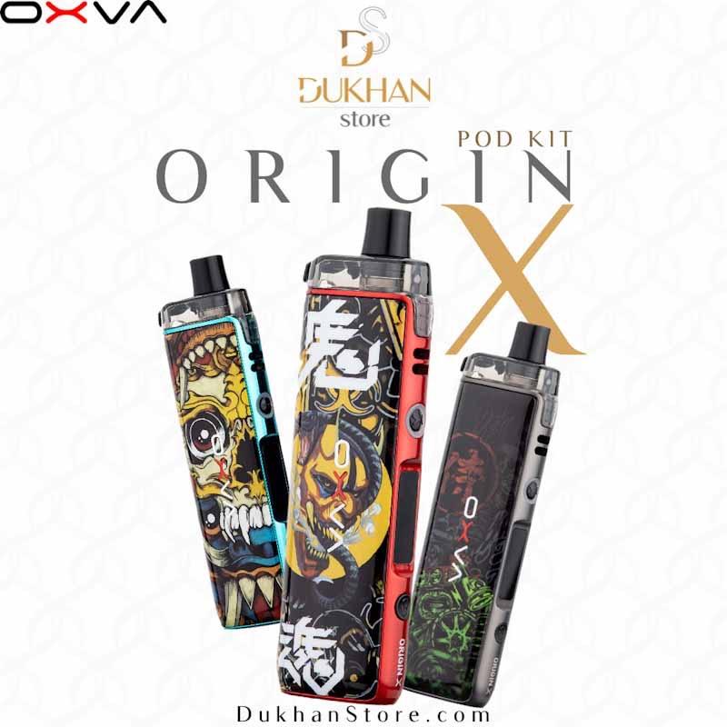 OXVA - Origin X 60W Kit (Special Edition)