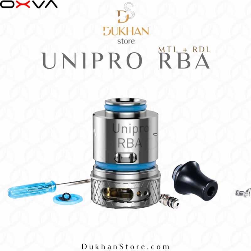 OXVA - Unipro RBA kit