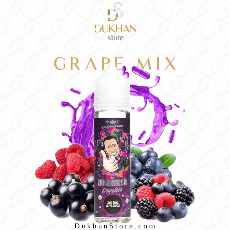 Dr Vapes - Zambroksis Grape Mix