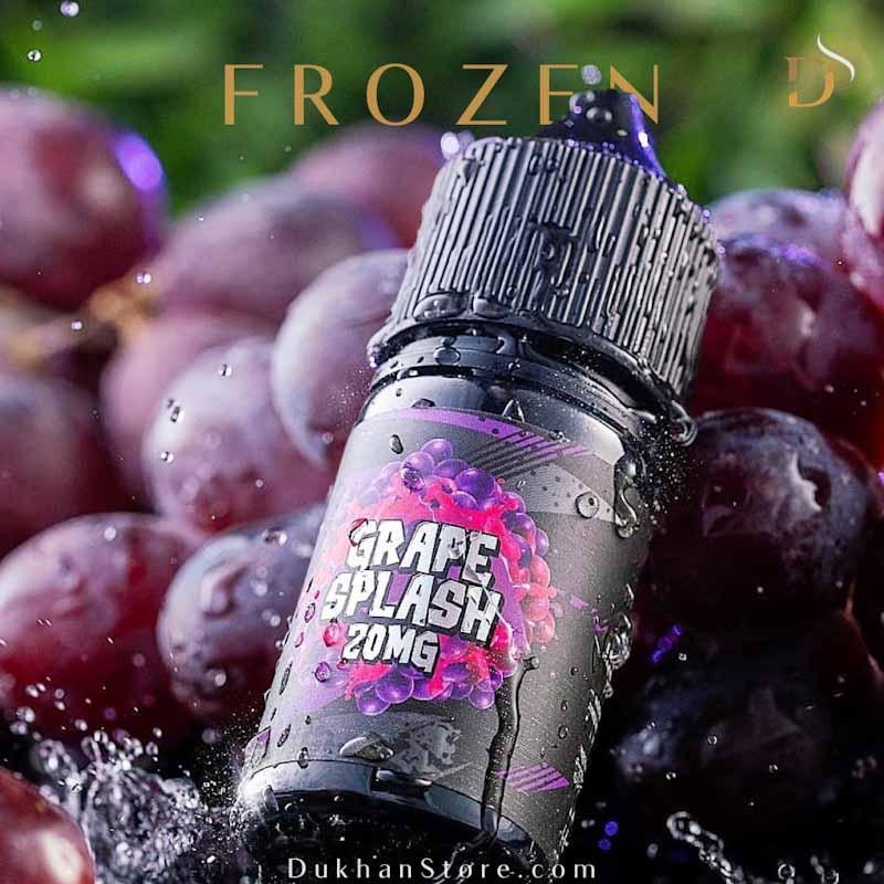Frozen Grape Splash (30ML) 50mg