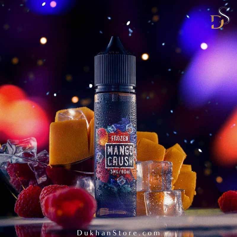 Frozen Mango Crush (60ML) 3mg