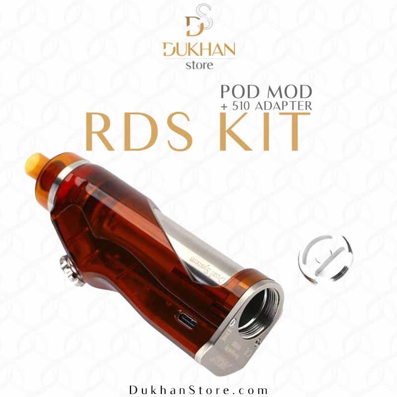 Hotcig - RDS 80W TC Pod Kit