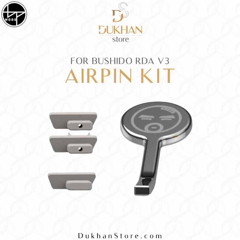 BP MODS - Air Pin Kit(RDL/MTL) - Bushido V3 RDA