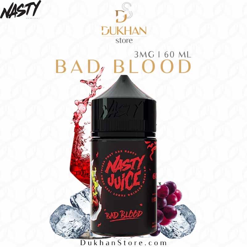 Nasty - Bad Blood (60ML) 3mg