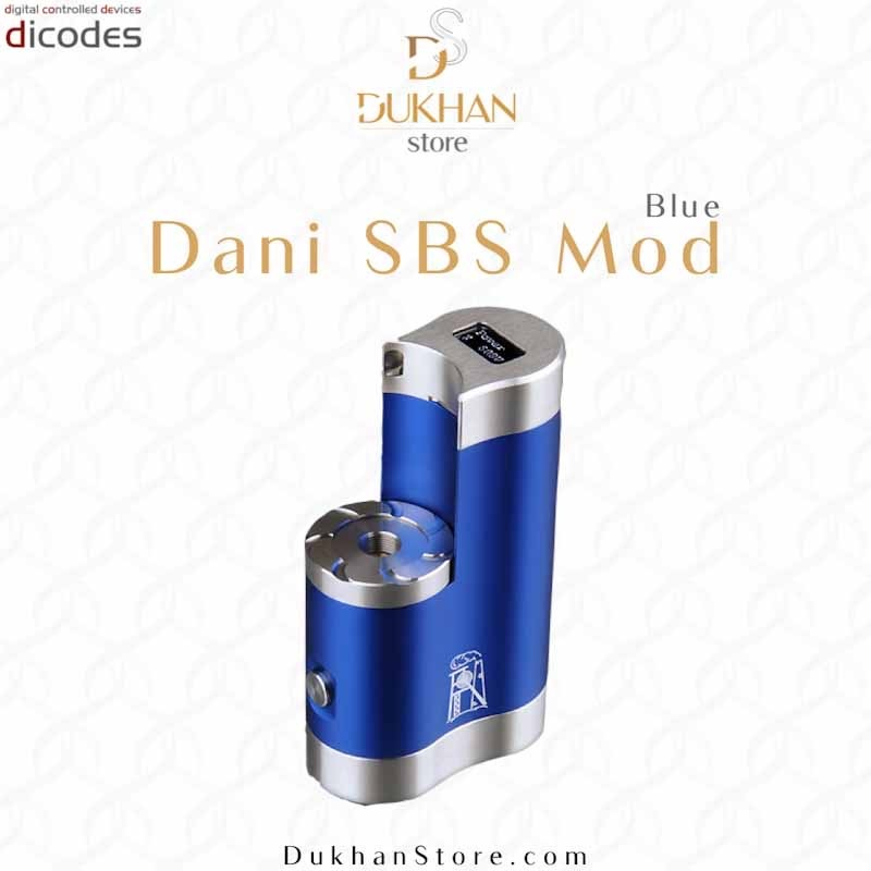 Dani SBS (18650) Mod - Blue