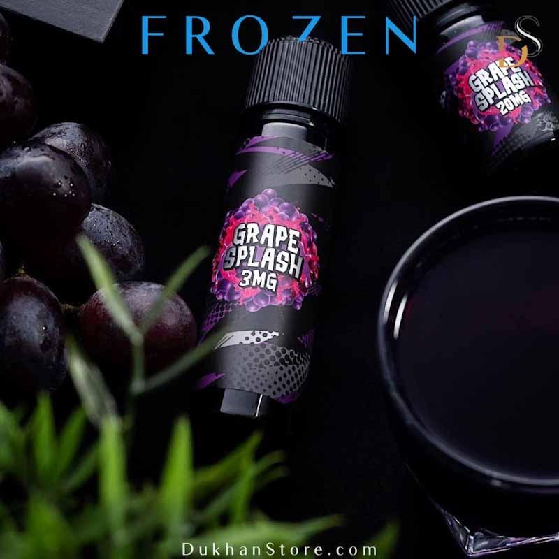 Frozen Grape Splash (60ML) 3mg