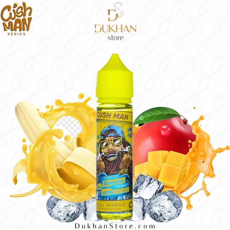 Nasty - Cush Man Mango Banana (60ML) 3mg