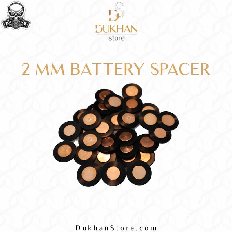 2 MM Battery Spacer