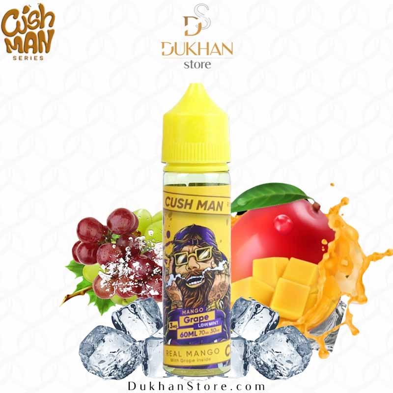 Nasty - Cush Man Mango Grape (60ML) 6mg
