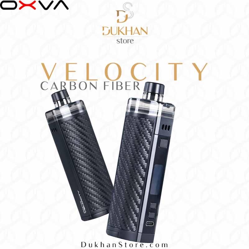 OXVA - Velocity 21700 100W - Carbon Fiber