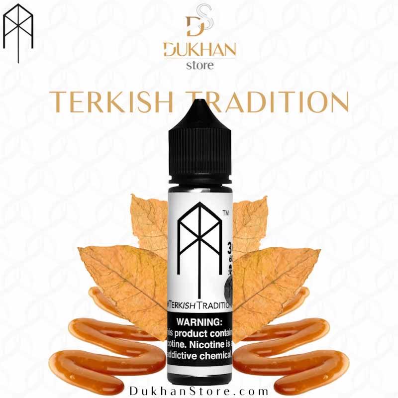 M.Terk - Terkish Tradition (60ML) 3mg