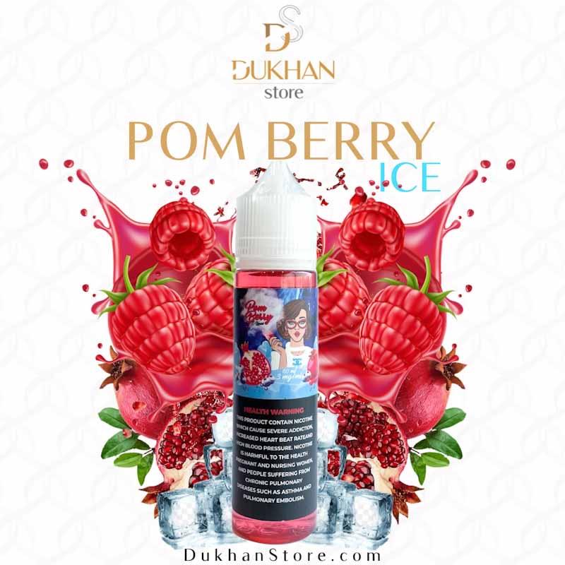 Jusaat - Pom Berry Ice (60ML) 3mg