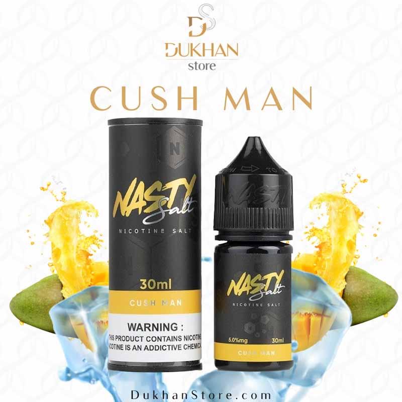 Nasty - Cush Man Mango (30ML) 50mg