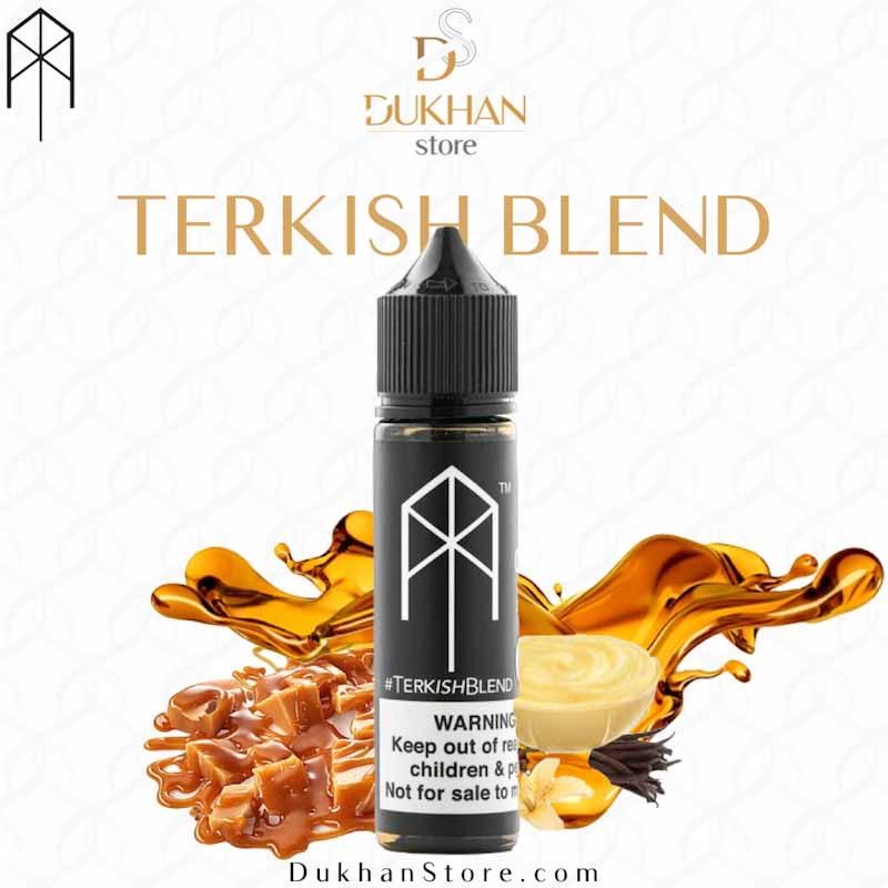 M.Terk - Terkish Blend (60ML) 3mg