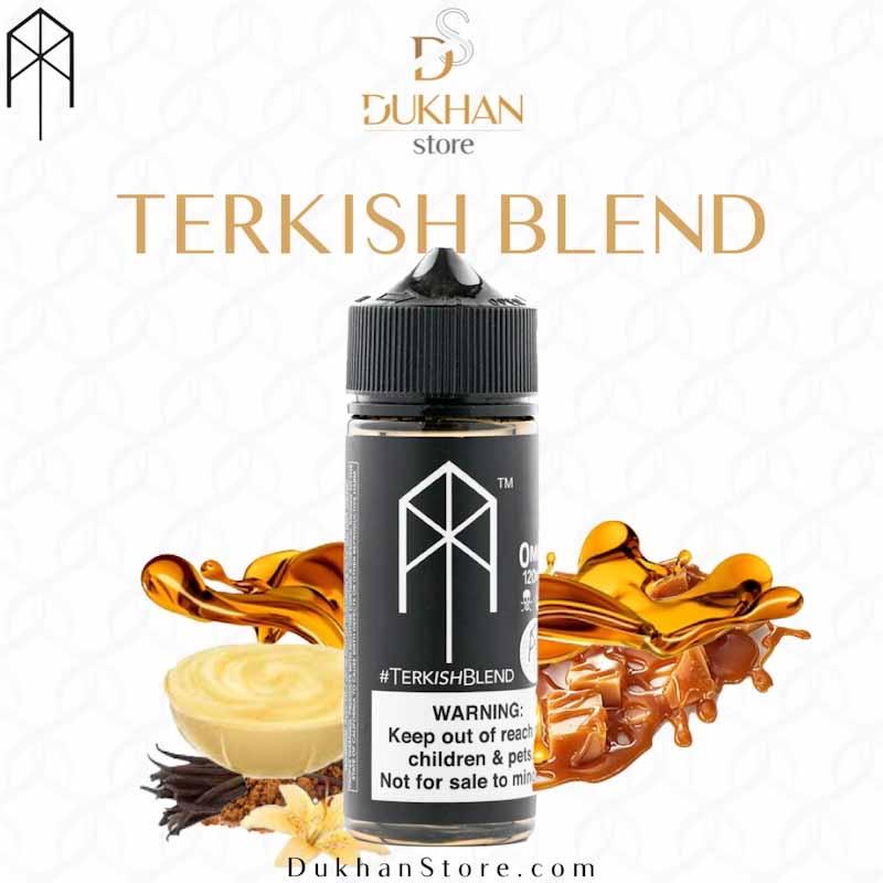 M.Terk - Terkish Blend (120ML) 3mg