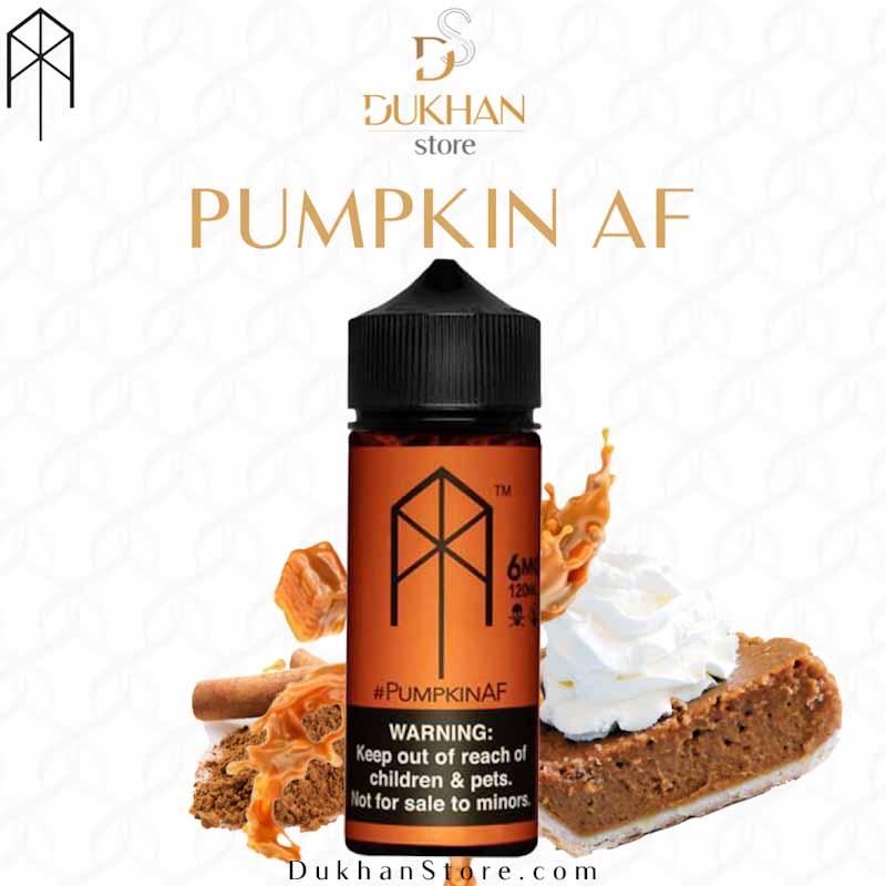 M.Terk - Pumpkin AF (120ML) 3mg